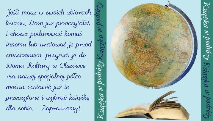 """""""książka W Podróży"""""""