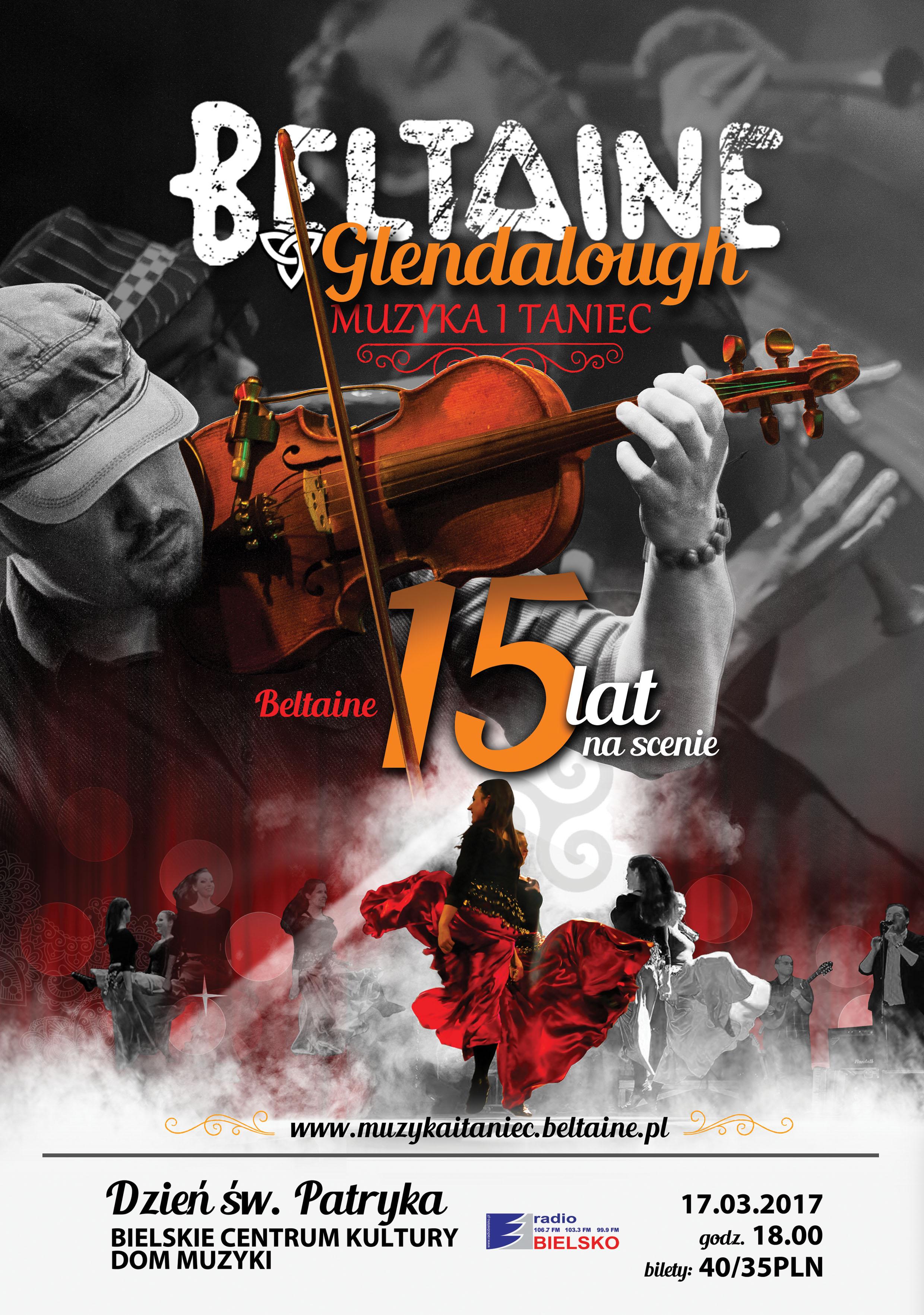 Beltaine-Glendalough, Muzyka I Taniec