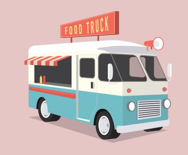 Inwazja Food Trucków W Bielsku- Białej