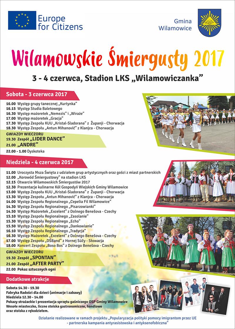 Wilamowskie Śmiergusty 2017