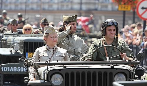 17.międzynarodowy Zlot Pojazdów Militarnych