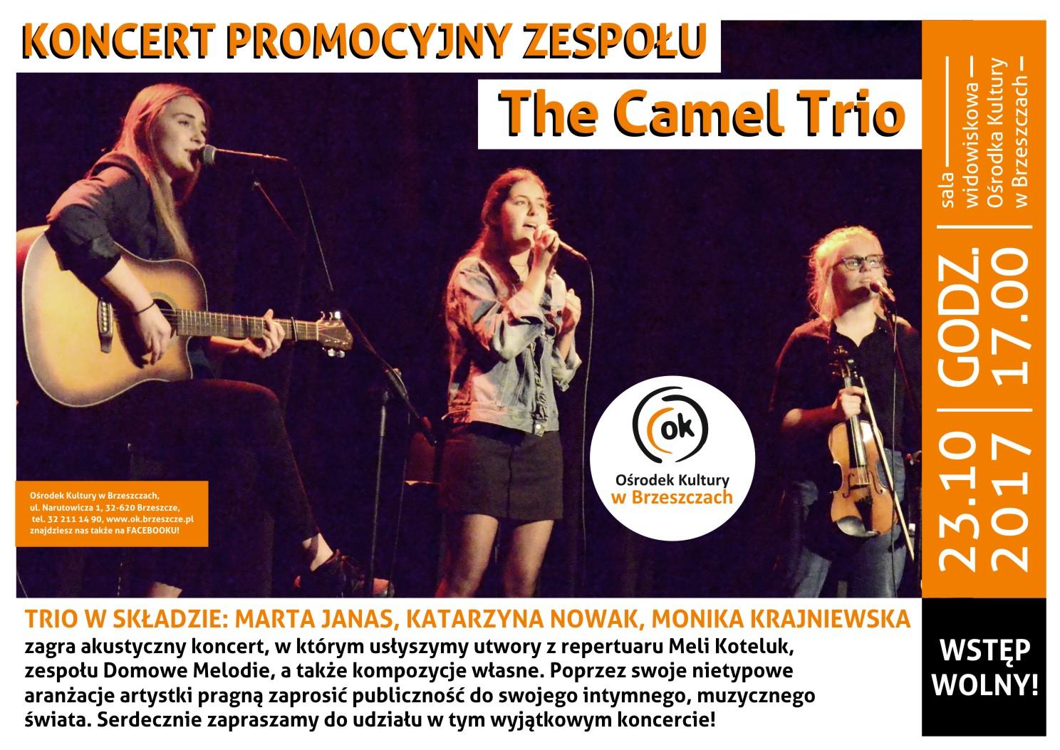 Koncert The Camel Trio