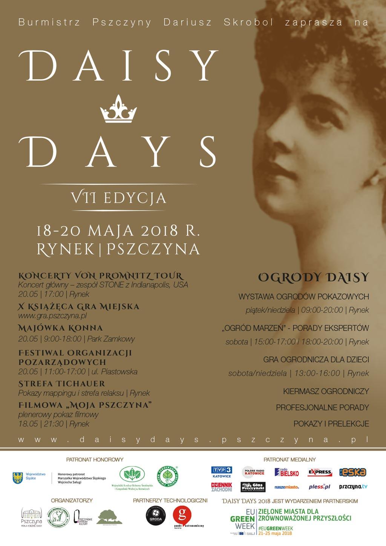 Daisy Days - Vii Edycja