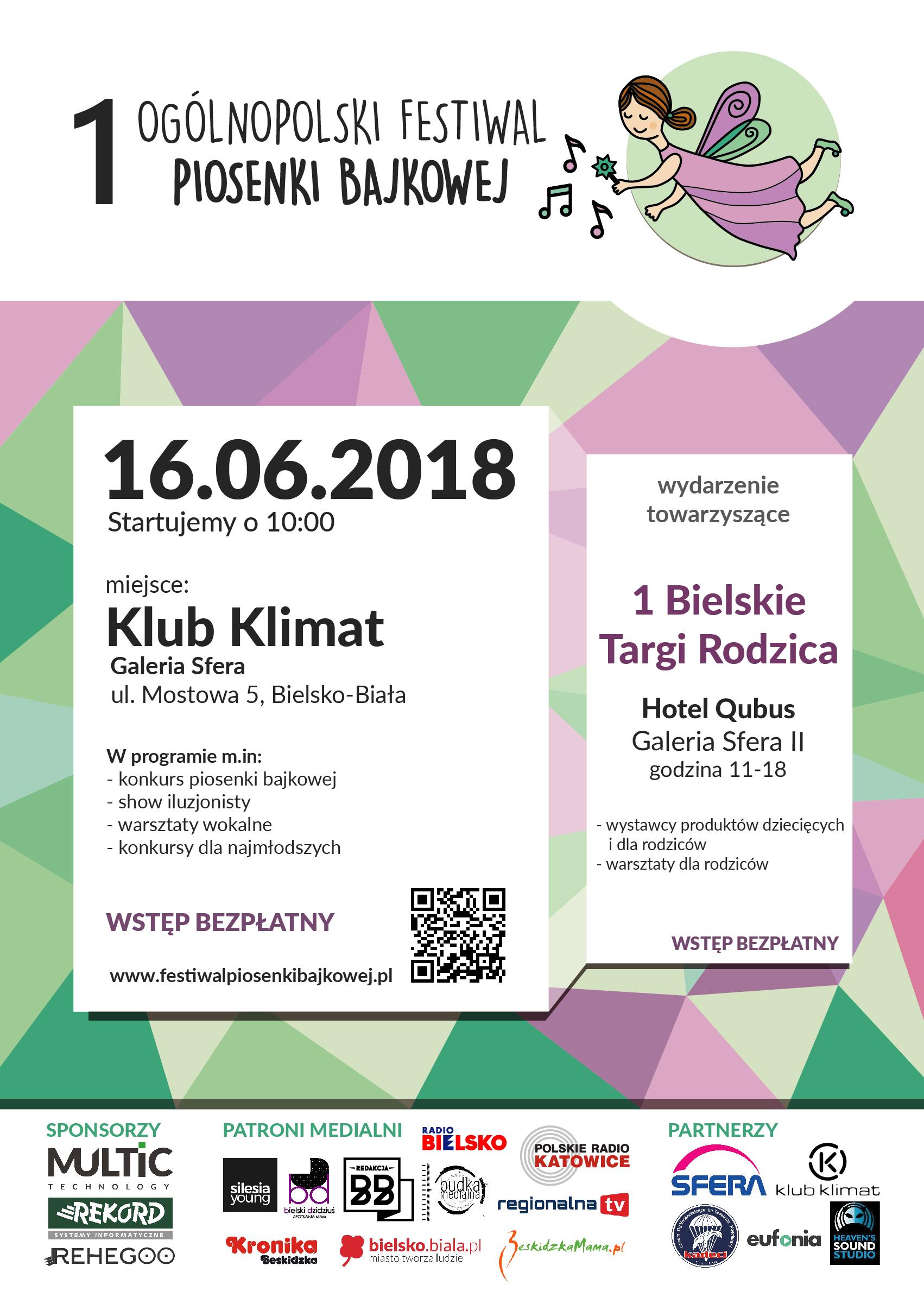 I Ogólnopolski Festiwal Piosenki Bajkowej