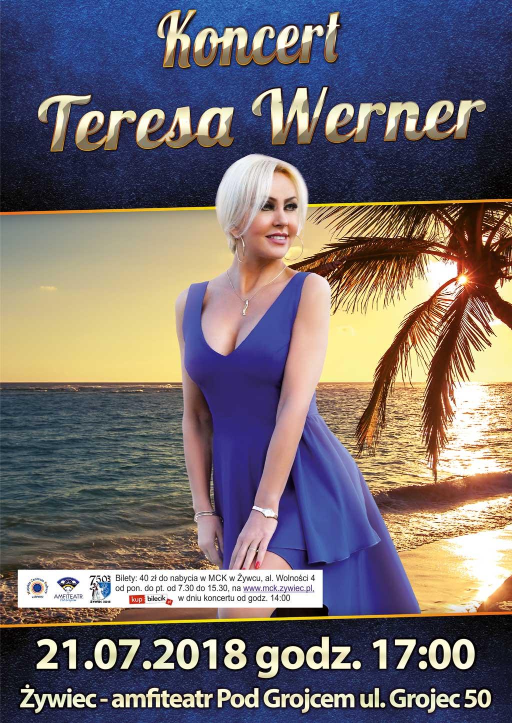 Koncert Teresa Werner