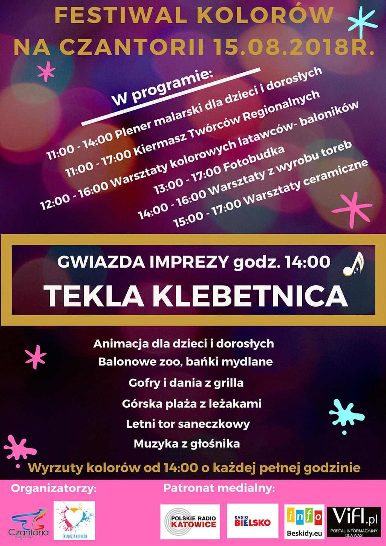 Festiwal Kolorów Na Czantorii