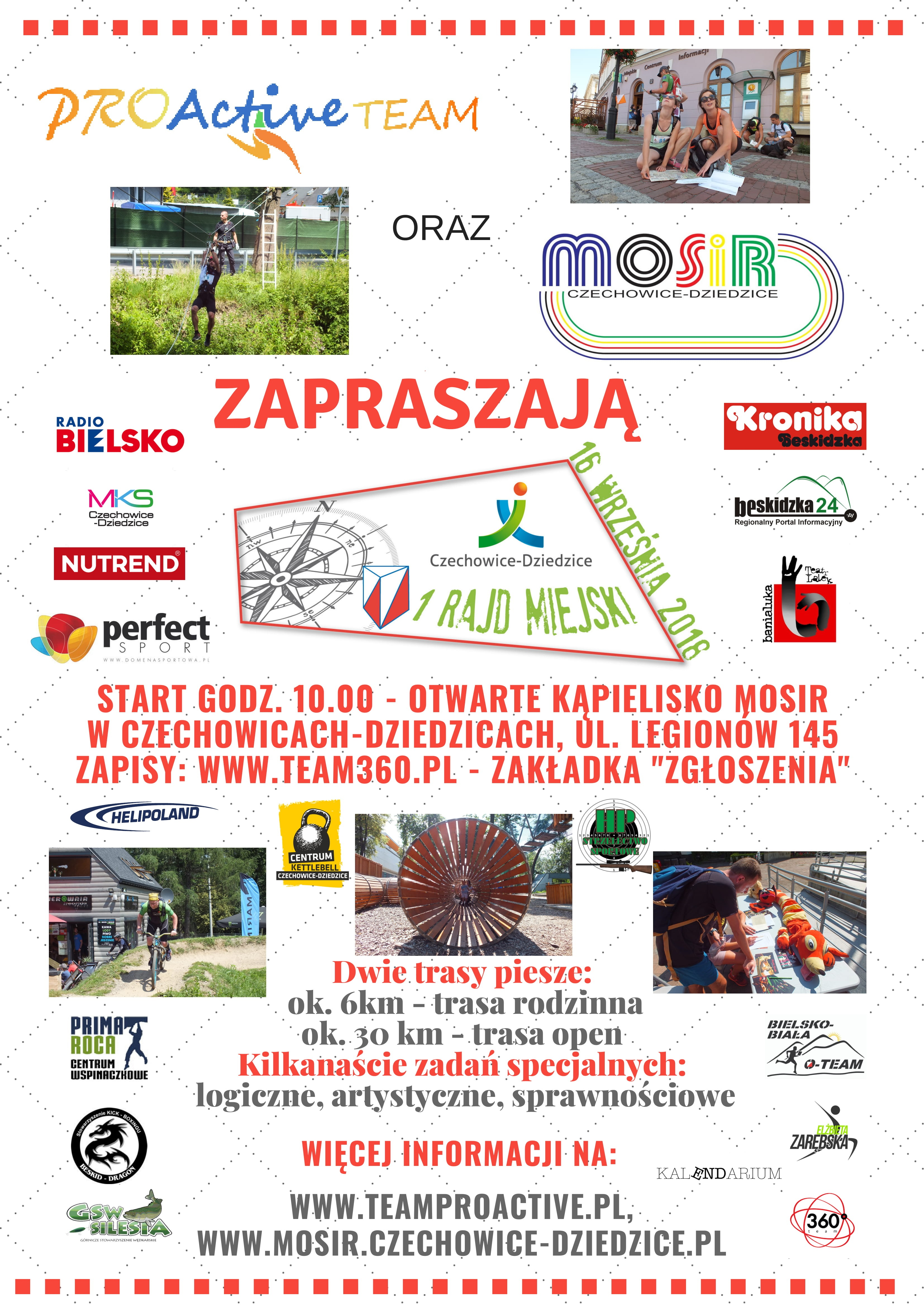 1 Rajd Miejski Czechowice-Dziedzice