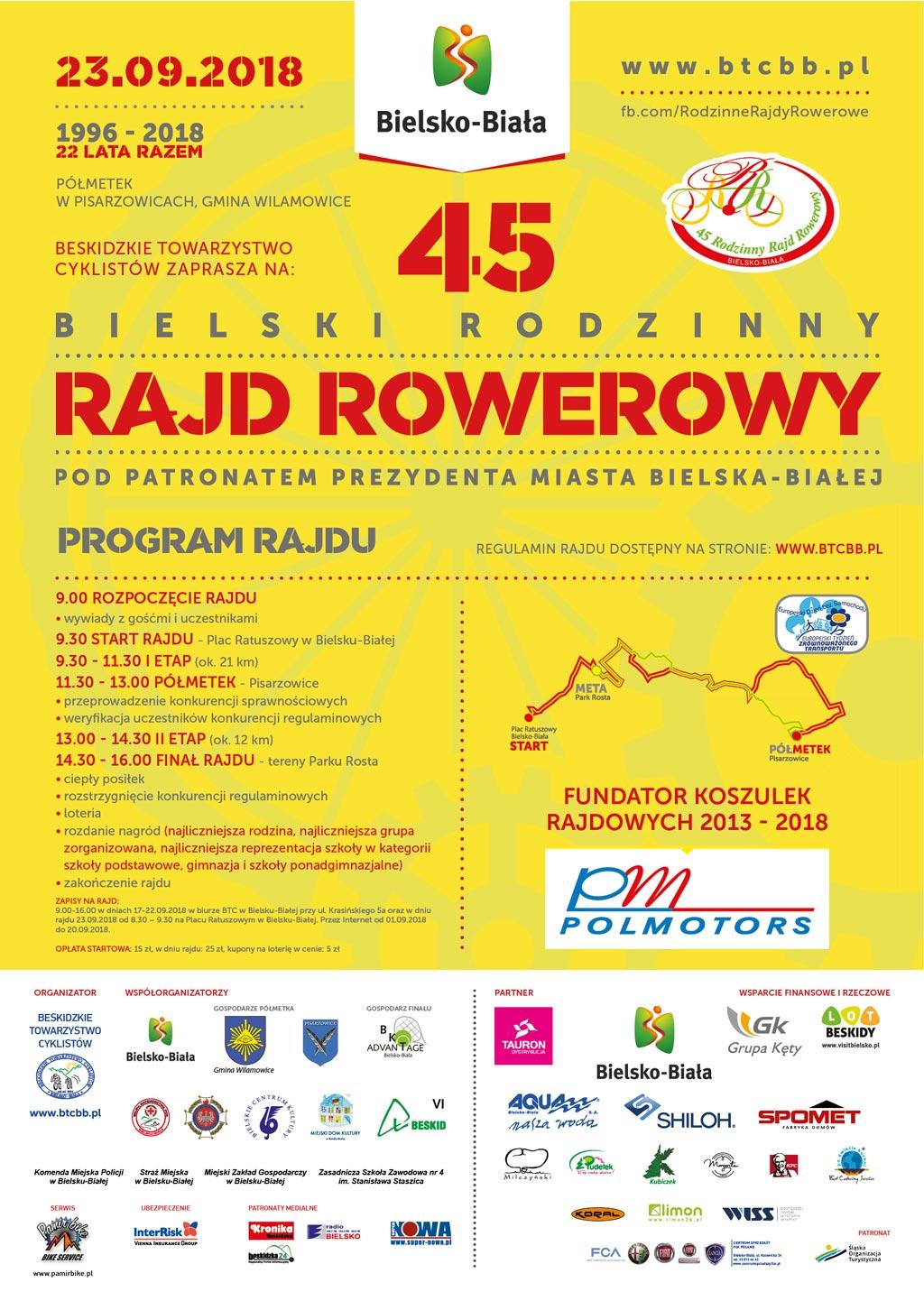 Bielski Rodzinny Rajd Rowerowy