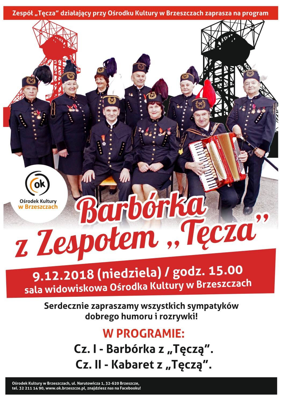 """Barbórka Z Zespołem """"tęcza"""""""