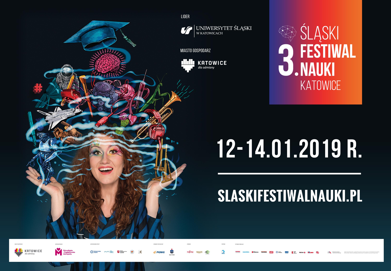 3 Śląski Festiwal Nauki