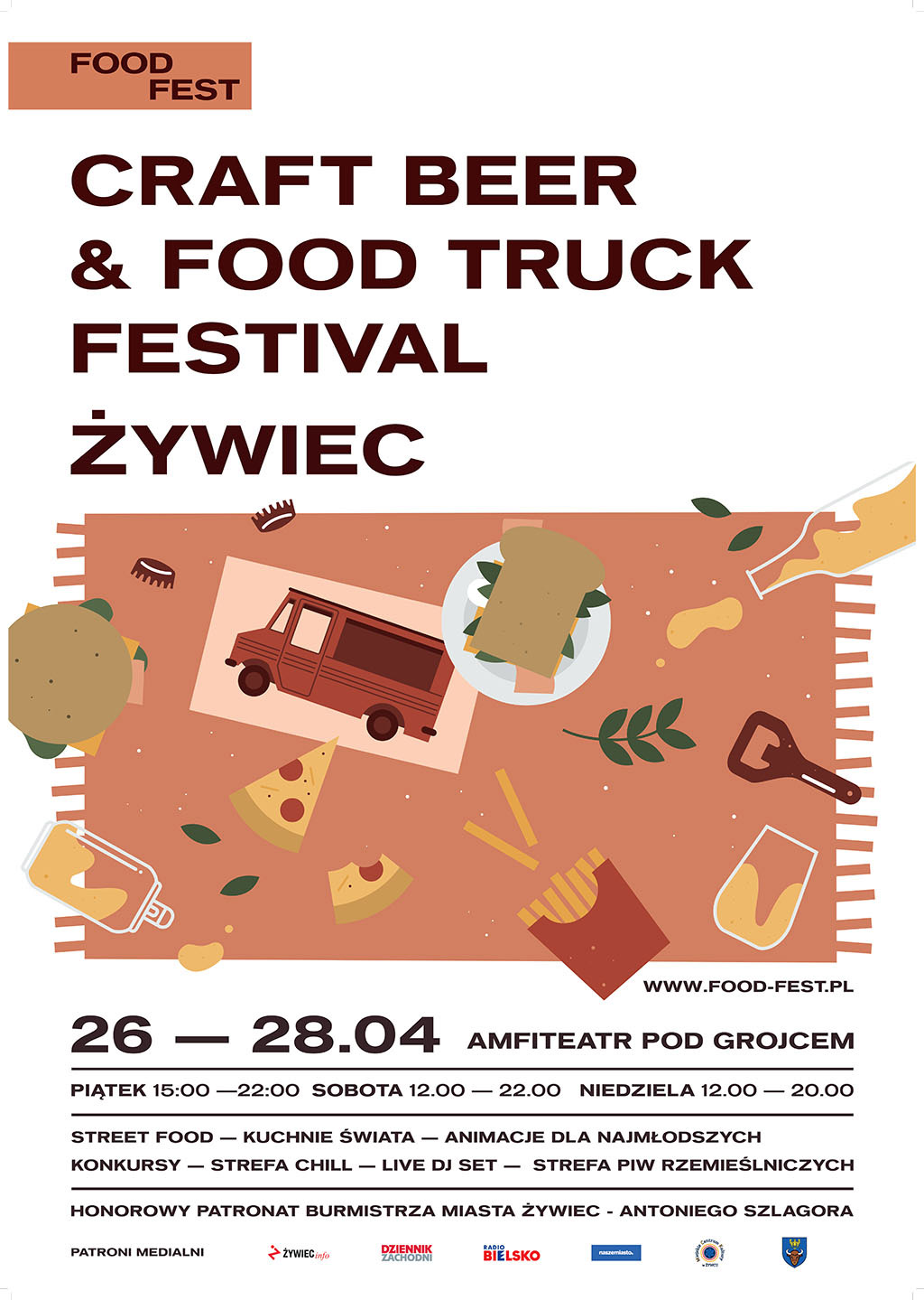 Craft Beer & Food Truck Festival Żywiec