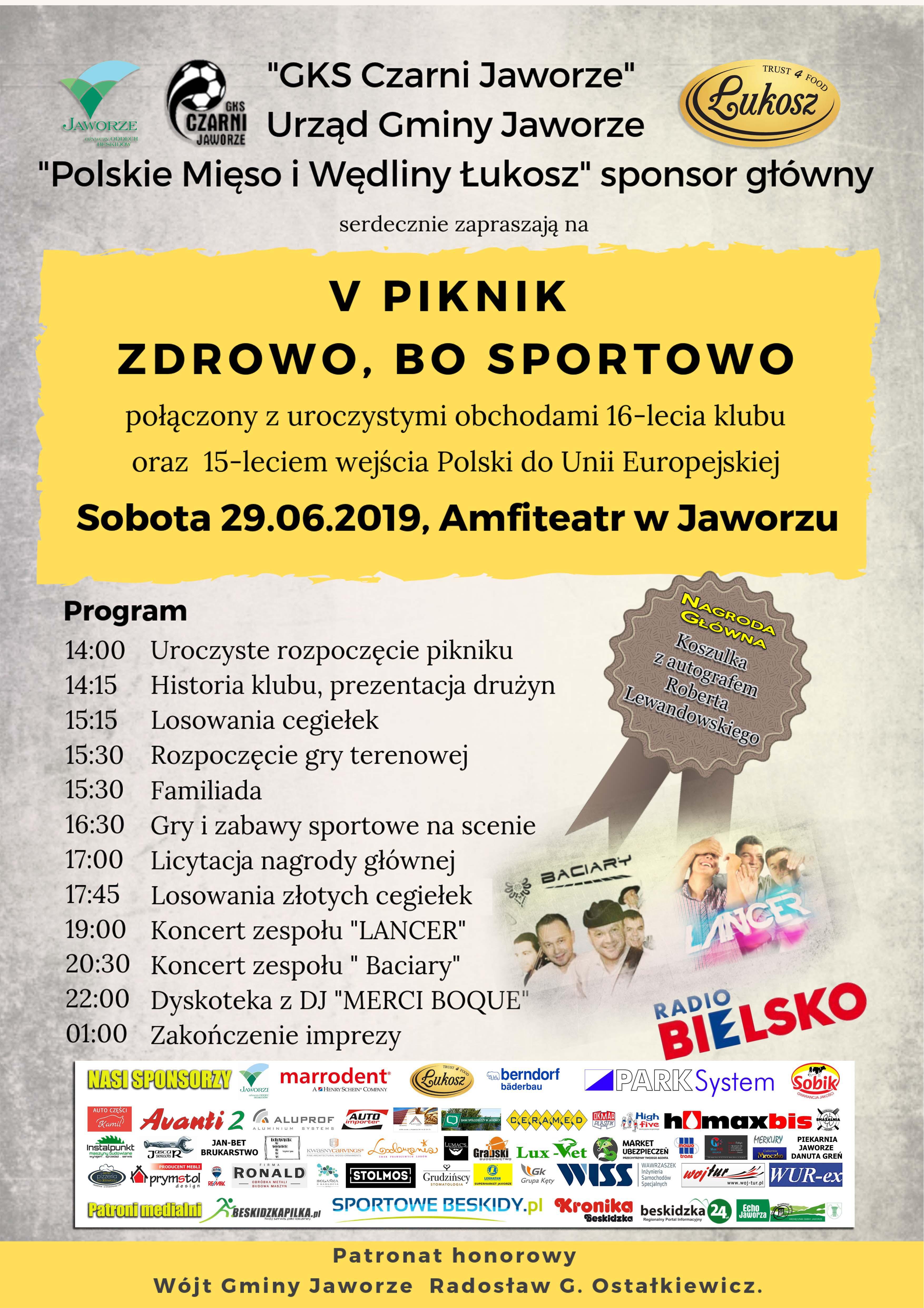 V Piknik Zdrowo Bo Sportowo