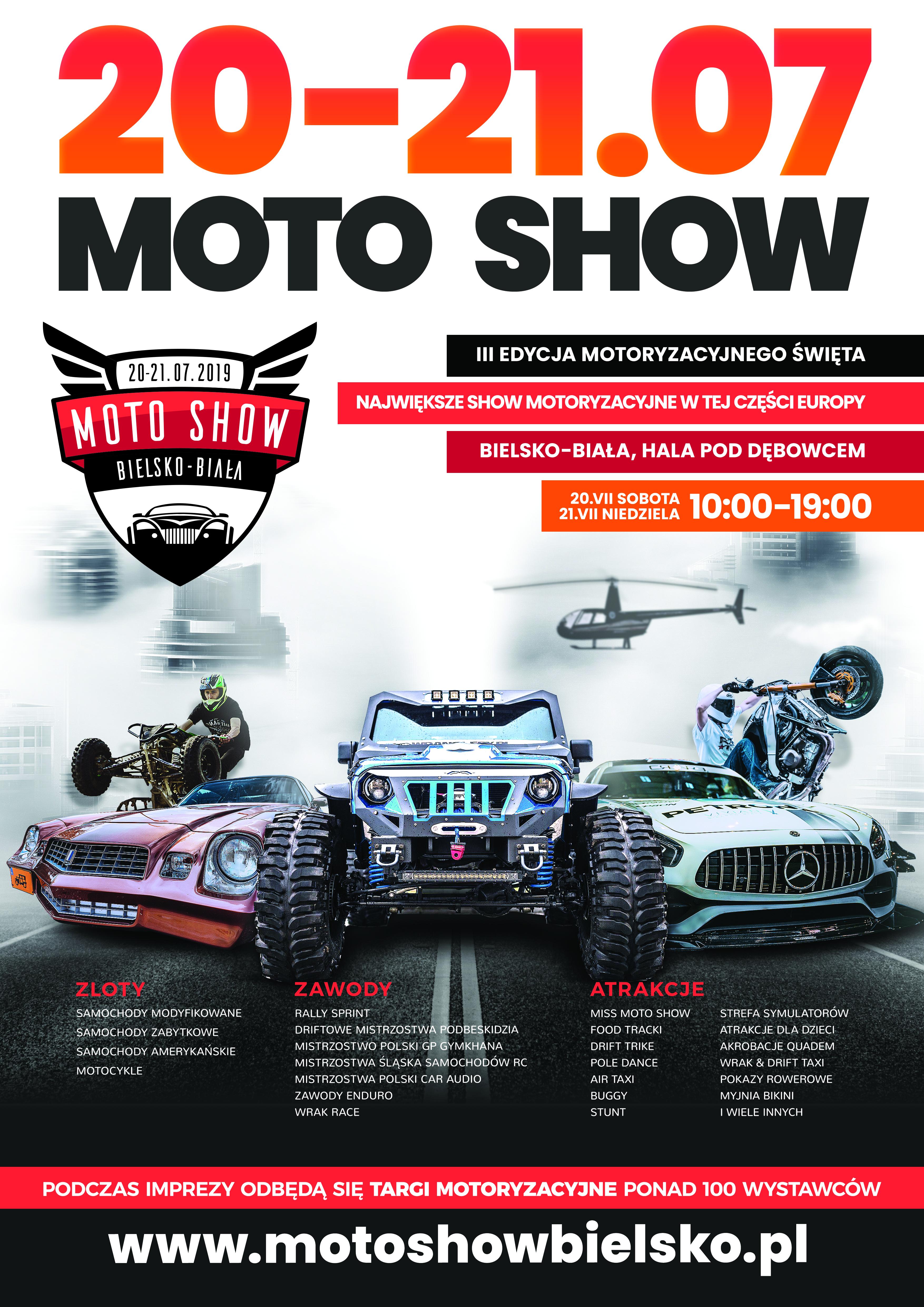 Moto Show Bielsko-Biała