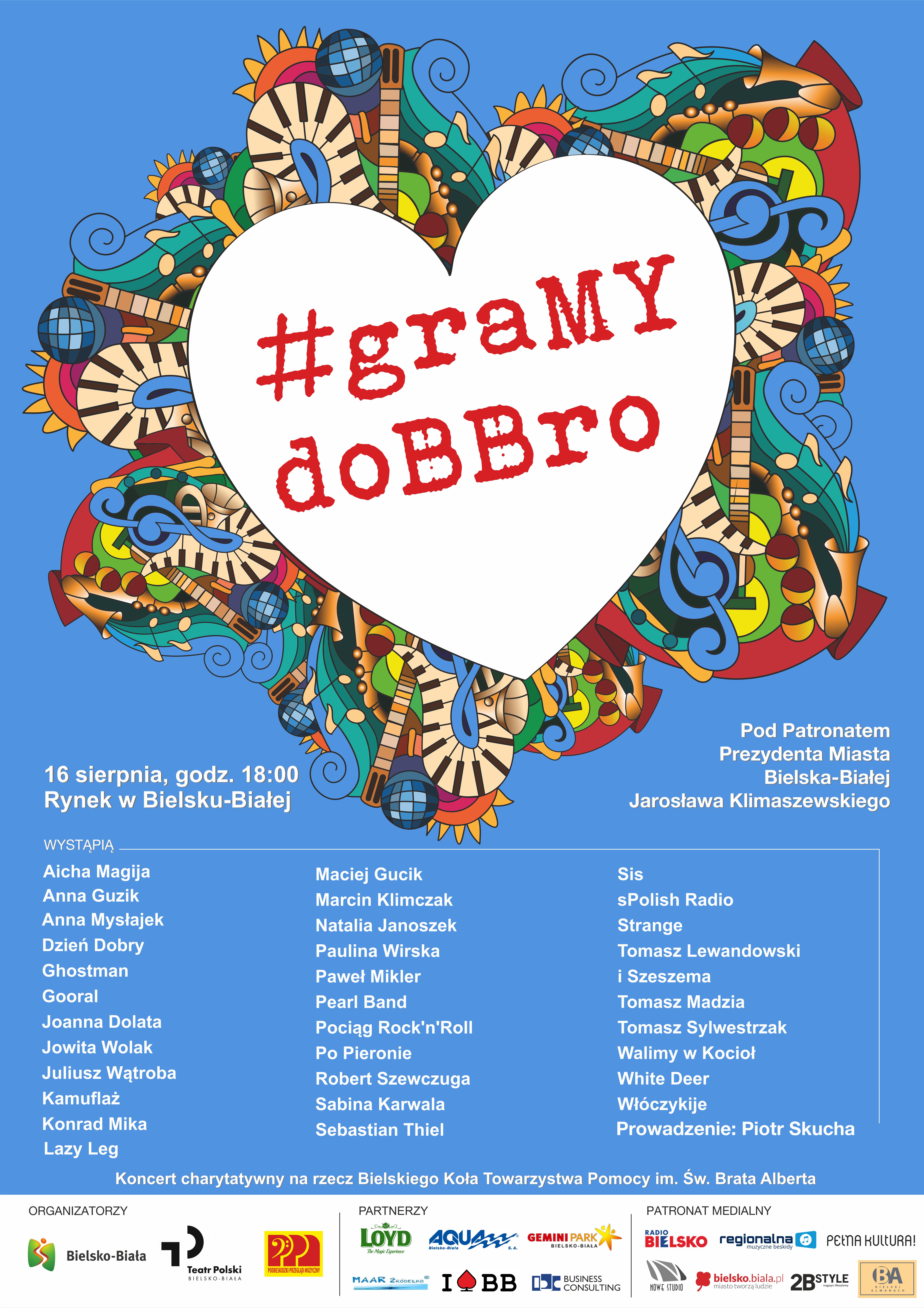 #gramy Dobbro