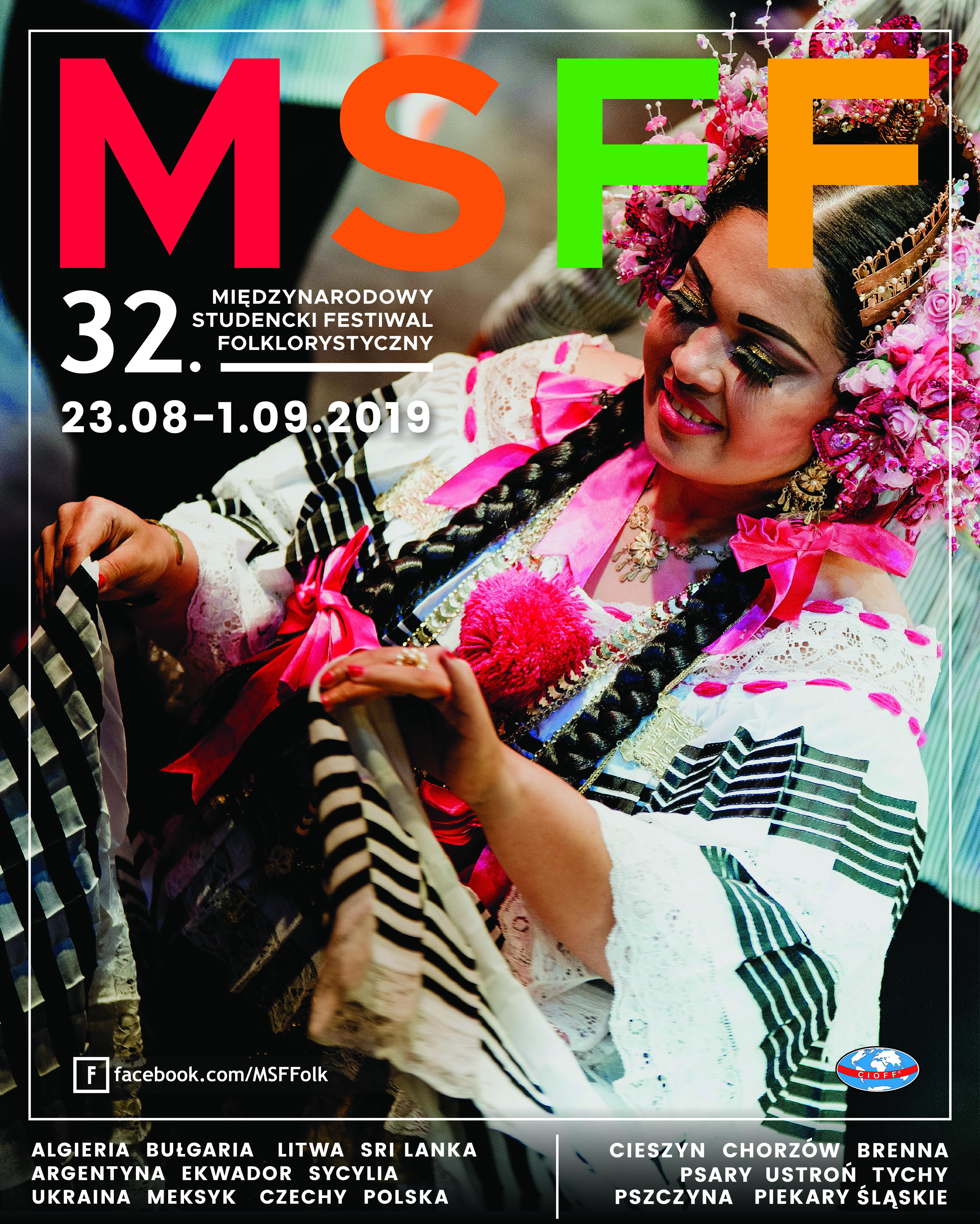 32.miedzynarodowy Studencki Festiwal Folklorystyczny