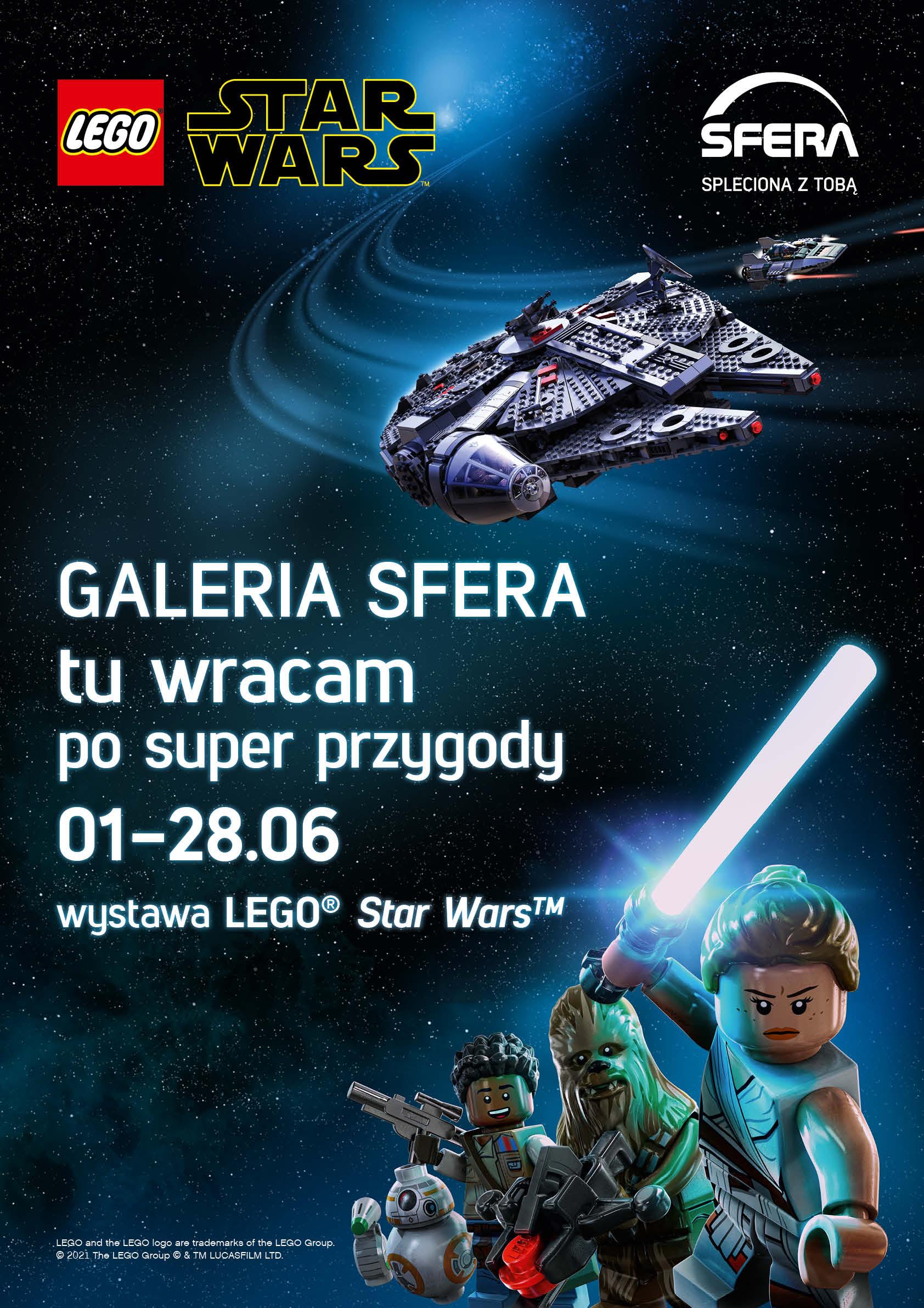 Wystawa Lego Star Wars Na Dzień Dziecka