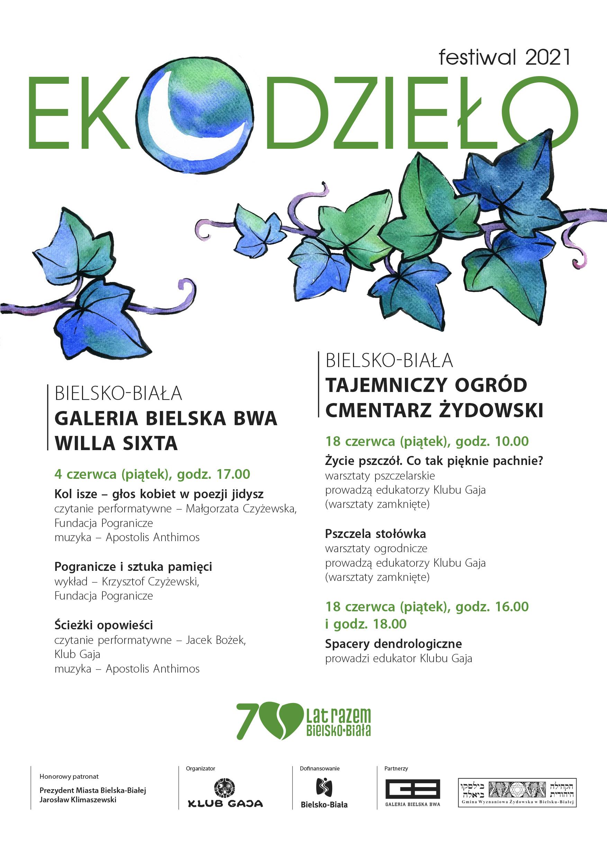 Ekodzieło - Festiwal 2021