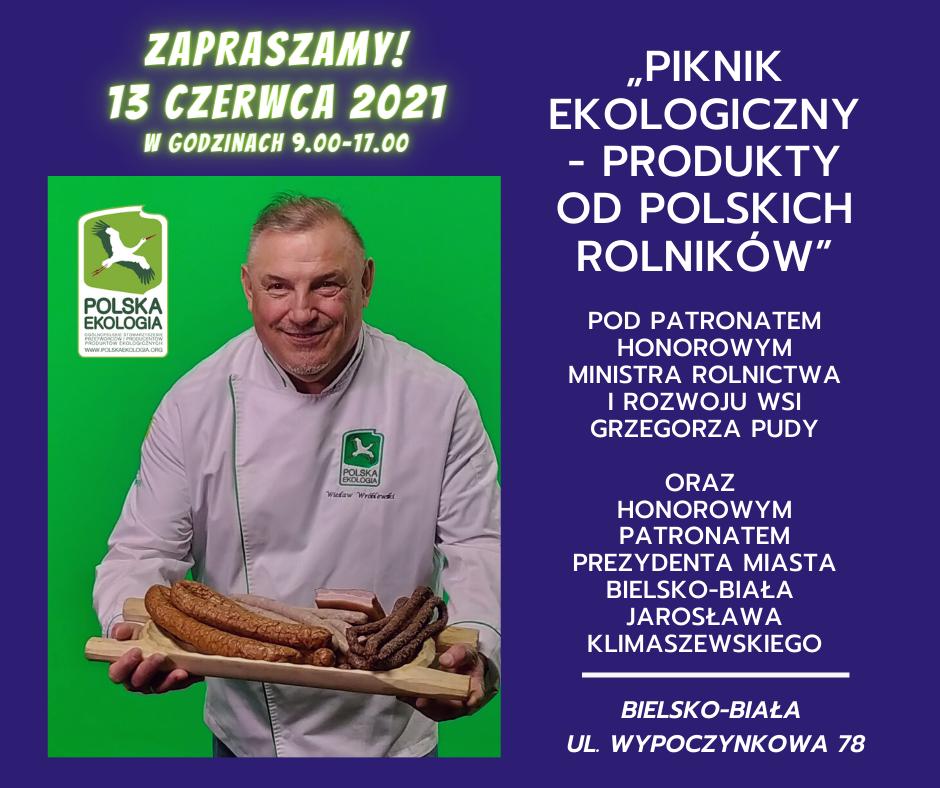 Piknik Ekologiczny - Produkty Od Polskich Rolników