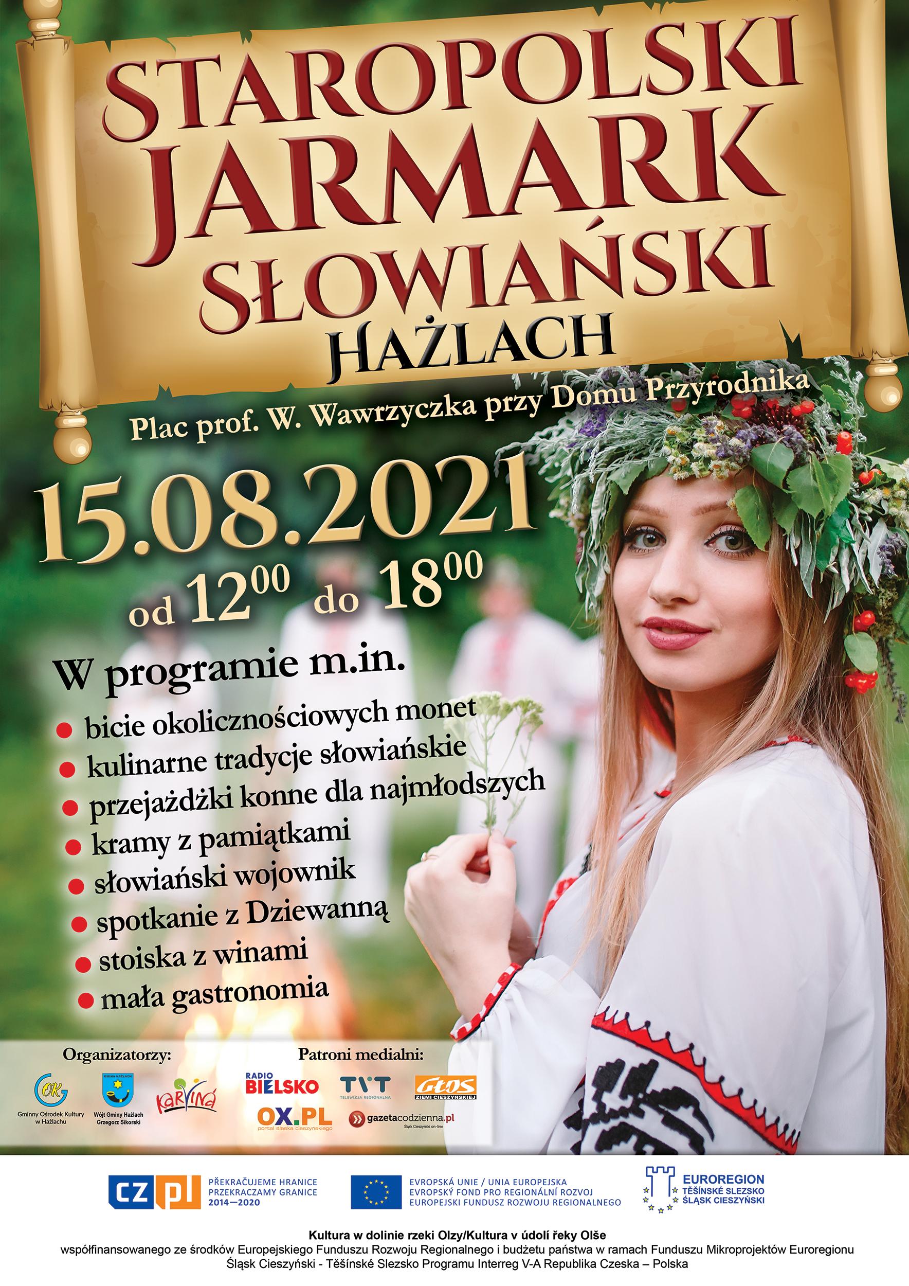 Staropolski Jarmark Słowiański Hażlach