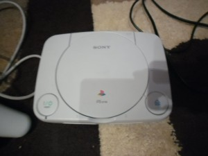 PS one SCPH-102 .