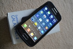 Samsung galaxy ACE 2 GT-I8160 BLACK