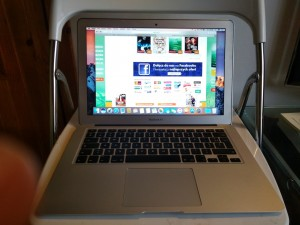 MAcbook Air A1466 i5 4GB SSD komplet
