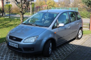 Ford C-MAX 1,8 benzyna 120 km