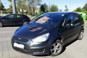 Ford S-Max 1,8tdci,2009bdb,7 osobowy,