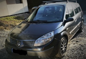 Renault Grand Scenic Exception