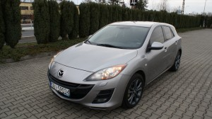 Mazda 3 1.6 BL 2009 Benz+LPG Exclusive+