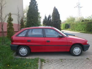 Opel Astra Astra-F
