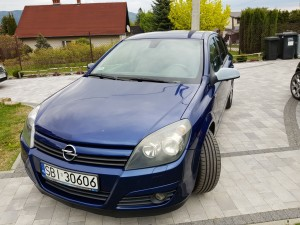 Opel Astra H 1.6 Twinport 2004