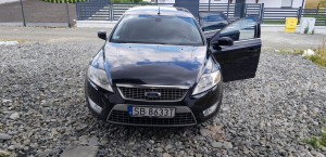 Ford Mondeo Ford Mondeo TDCI MR' O7 Ambiente z 2007r