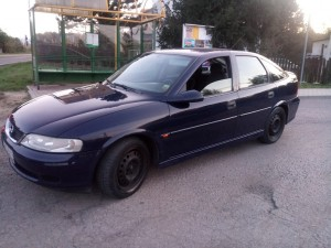 Opel Vectra lift Klima
