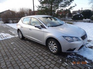 Seat Leon MKIII Reference