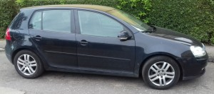 Volkswagen Golf Plus V
